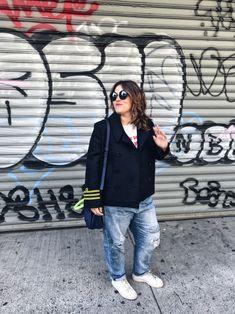 Streetstyle New-York, French style, Lookbook New York, Balenciaga, Mode, Tenue du jour, Anaïs Dingler, Soho, Look du jour