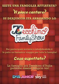 Partecipa anche Tu allo Zecchino Family Show http://super-mamme.it/2015/01/16/partecipa-anche-tu-allo-zecchino-family-show/