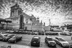 город италий черно белое фото #6