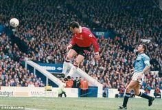 Eric Cantona just loved scoring against city