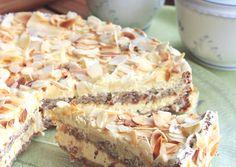 Almond Recipes, Baking Recipes, Cake Recipes, Dessert Recipes, Pie Co, German Baking, Basic Cake, Almond Cakes, Cakes And More