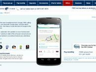 LG Nexus 4 pre-order goes live early for 30 October delivery The LG Nexus 4 has been revealed ahead of time on Carphone Warhouse's website, with a 30 October release date.