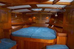 Spirit 54 de Spirit Yachts, le voilier de James Bond dans Casino Royale