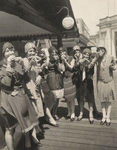 Chicago, circa 1920.
