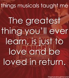 Moulin Rouge *sigh*