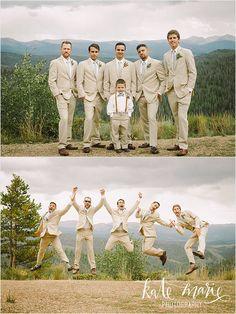 Colorado mountain wedding - Granby Ranch wedding