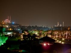 Cairo night