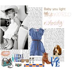 """""""cute cowgurl...."""" by mkanzee on Polyvore"""