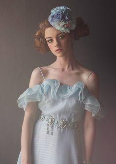 Shar-Lena Photography jaglady  One Of American blue dress