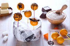 Deliziosi e divertenti dolcetti ideali per festeggiare il giorno più mostruoso dell'anno: i cake pops di Halloween al latte condensato!