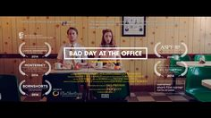 'Bad Day at the Office', A Twisted Short Film With a Unique Perspective on What Makes a Day Good or Bad