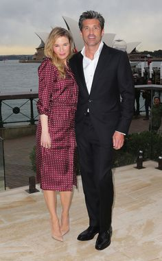 Renee Zellweger & Patrick Dempsey: The Big Picture: Today's Hot Pics