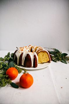 A recipe for tangerine sour cream pound cake from Valerie Gordon& Sweet, adapted by Hummingbird High. Healthy Dessert Recipes, Real Food Recipes, Baking Recipes, Delicious Desserts, Sweets Cake, Cupcake Cakes, Bundt Cakes, Sour Cream Pound Cake, Pound Cake Recipes