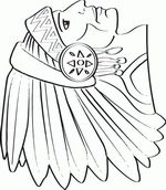 Native American Coloring Page . Native American Coloring Page . A Missive From Coriander Bats Native American Coloring Pages Cool Coloring Pages, Animal Coloring Pages, Printable Coloring Pages, Adult Coloring Pages, Coloring Books, Native American Art, American Day, Native American Patterns, Valentine Pictures To Color