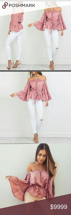 Coming Soon (Trinity) Spring Blissful Collection Part of my Spring 2017 Blissful Collection arriving in February.  Like this listing to be notified of arrival Details and measurements will be added once it arrives Tops Blouses