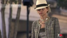 CHANEL Cruise 2016 - 2017 Fashion Show in Cuba by Fashion Channel