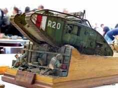 Moson Model Show 2014 – Part 9 (Armor, 1/35 scale) | iModeler