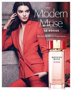 Kendall Jenner For Estee Lauder Modern Muse Le Rouge