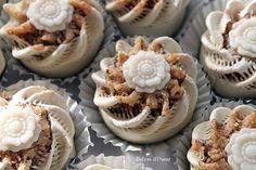 Je reviens avec une recette déjà publié mais qui reste d'actualité en cette période, il s'agit des skandraniettes enakache, une pâtisserie...