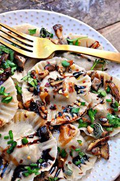 Fig Recipes, Gourmet Recipes, Vegetarian Recipes, Cooking Recipes, Healthy Recipes, Crepe Recipes, Gourmet Foods, Healthy Lunches, Waffle Recipes