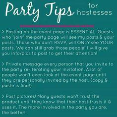 Party Tips ♡ Jamberry Nails tonyasnailbox.jamberry.com