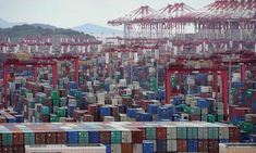 China to overtake US as world's biggest economy by 2028, report predicts | China | The Guardian Trade Finance, Finance Bank, Gross Domestic Product, Use Of Technology, China Sets, Global Economy, Environmental Issues, World's Biggest, The Guardian