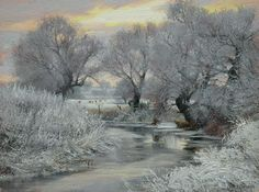 Peter Barker winter