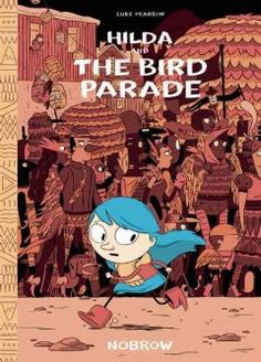 CountyCat - Title: Hilda and the bird parade