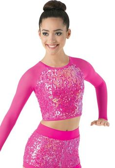 dffa9fc0b3afb9 Ultra Sparkle Mesh Sleeve Top