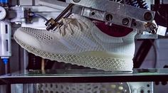 3ders.org - Adidas teams with Materialise to present Futurecraft 3D printed sneaker, the future of running shoes | 3D Printer News & 3D Printing News