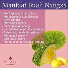 Manfaat nangka Healthy Juices, Healthy Tips, Healthy Snacks, Healthy Eating, Healthy Recipes, Health Diet, Health Fitness, Health Matters, Health Education