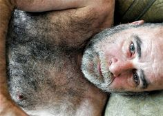 Extreme hairy daddy