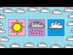 A simple interactive video to learn German words on the topic weather. WETTER Die Sonne - Die Sonne scheint D. Ways Of Learning, Learning Process, Student Learning, Learning Styles, German Language Learning, Learn A New Language, Teaching Weather, Languages Online, Foreign Languages