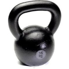 Dragon Door Russian Kettlebell - 16kg (35lb) $96.75 -- This is the one I want, but will probably instead get a less expensive brand.