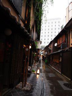 度々行きたい旅。: 京都観光:裏路地・柳小路を初めて知りました。