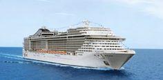 MSC Splendida - eine maritime Schönheit der Extraklasse Die MSC Splendida, ein Jahr jünger als die baugleiche MSC Fantasia, wurde im Sommer 2009 in Barcelona...