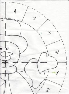Christmas Crafts, Christmas Decorations, Paper Crafts, Diy Crafts, Snowmen, Kids Rugs, Symbols, Letters, Country