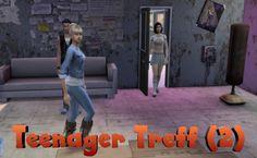 Sims 4 Welt Story – Teenager Treff (2) | nowa24 Sims Blog Sims 4 Stories, Diana, 4 Story, Teenager, Blog, Relationships, Blogging