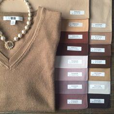 Deep Winter, Soft Autumn, Color Wheel Fashion, Capsule Wardrobe Women, Skin Color Palette, Soft Summer Palette, Light Spring, Color Effect, Color Theory