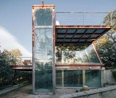 Penelas Architects, Miguel de Guzmán · The Hidden Pavilion