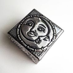 Pewter, Muse, Box, Metal, Handmade, Instagram, Tin, Snare Drum, Hand Made