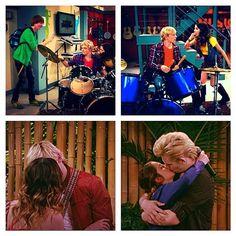 Disney Channel Shows, Disney Shows, Leo Howard, Austin Moon, Disney Theory, Rachel Berry, Laura Marano, Austin And Ally, Birthday Boy Shirts