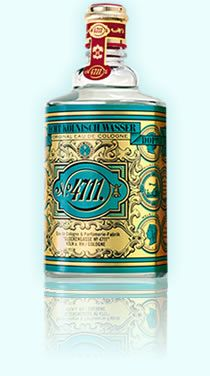4711 Original Eau de Cologne by Maurer & Wirtz was launched in 1792. The nose behind this fragrance is Wilhelm Muelhens. Top notes are orange oil, peach, basil, bergamot and lemon; middle notes are cyclamen, lily, melon, jasmine and bulgarian rose; base notes are patchouli, tahitian vetiver, musk, sandalwood, oakmoss and cedar.