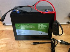 another great example from customers using Bioenno batteries! Electronics, Consumer Electronics