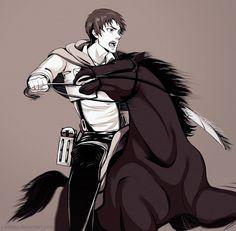 Attack on Titan (Shingeki no Kyojin) - Eren Jaeger