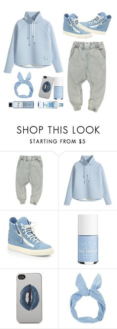 """#Time for yoga!!"" by kristyna-98 ❤ liked on Polyvore featuring OneTeaspoon, H&M, Giuseppe Zanotti, Jack Wills, Zero Gravity and philosophy"