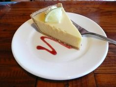 Key Lime Pie Recipe served at Olivias Cafe in Old Key West Resort at Disney World