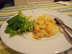 SALPICOS BRANCOS: peixe+legumes=♥