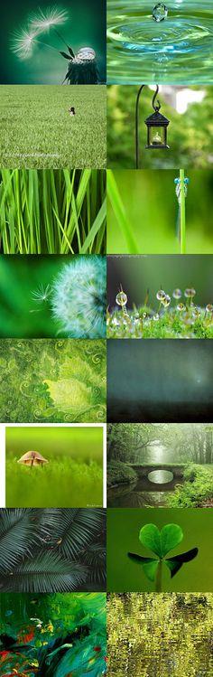 Green Beauties!