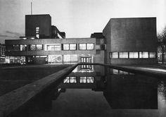 Civic Centre, Gravesend, England, 1964